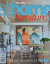At Home Magazine - in Fairfield County