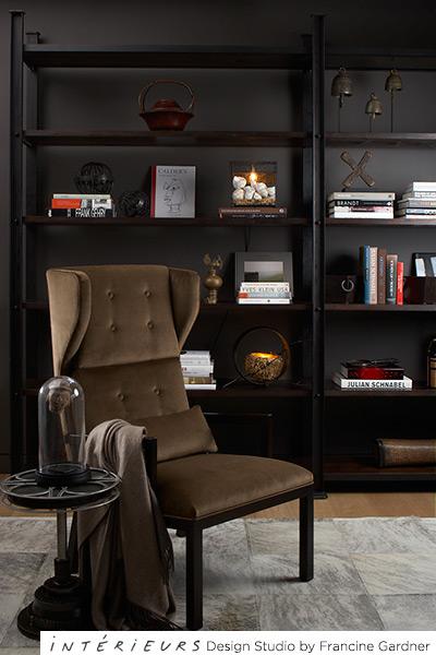 Eclectic Interior Design by Interieurs Design Studio